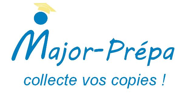 Major-Prépa est à la recherche de bonnes copies !