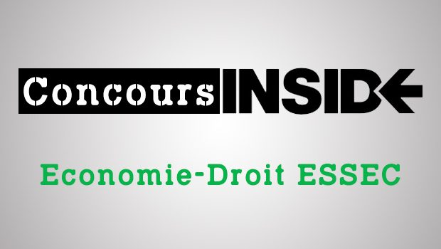 Eco-droit ESSEC 2018 – Analyse du sujet