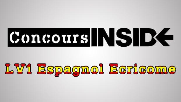LV1 Espagnol Ecricome 2019 – Analyse du sujet