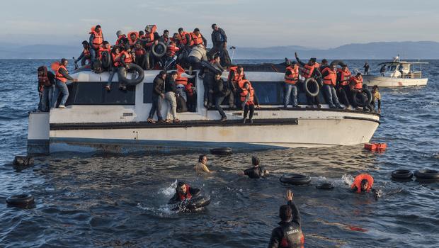 En 2018, le premier pays européen en termes d'arrivées de migrants en Méditerranée était...