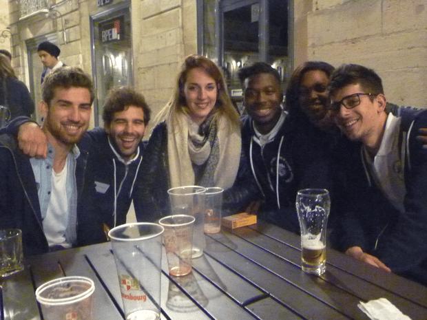 Bars ESC Dijon