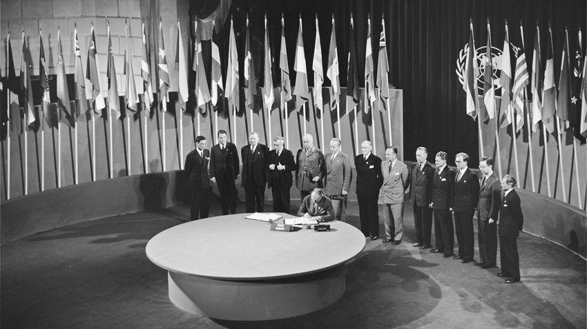 Quel est le nom du futur Secrétaire Général de l'ONU ?