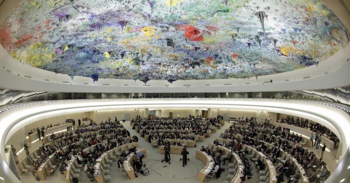 Quel pays a vu sa candidature rejetée pour le Conseil des droits de l'homme mandat 2017-2019 ?