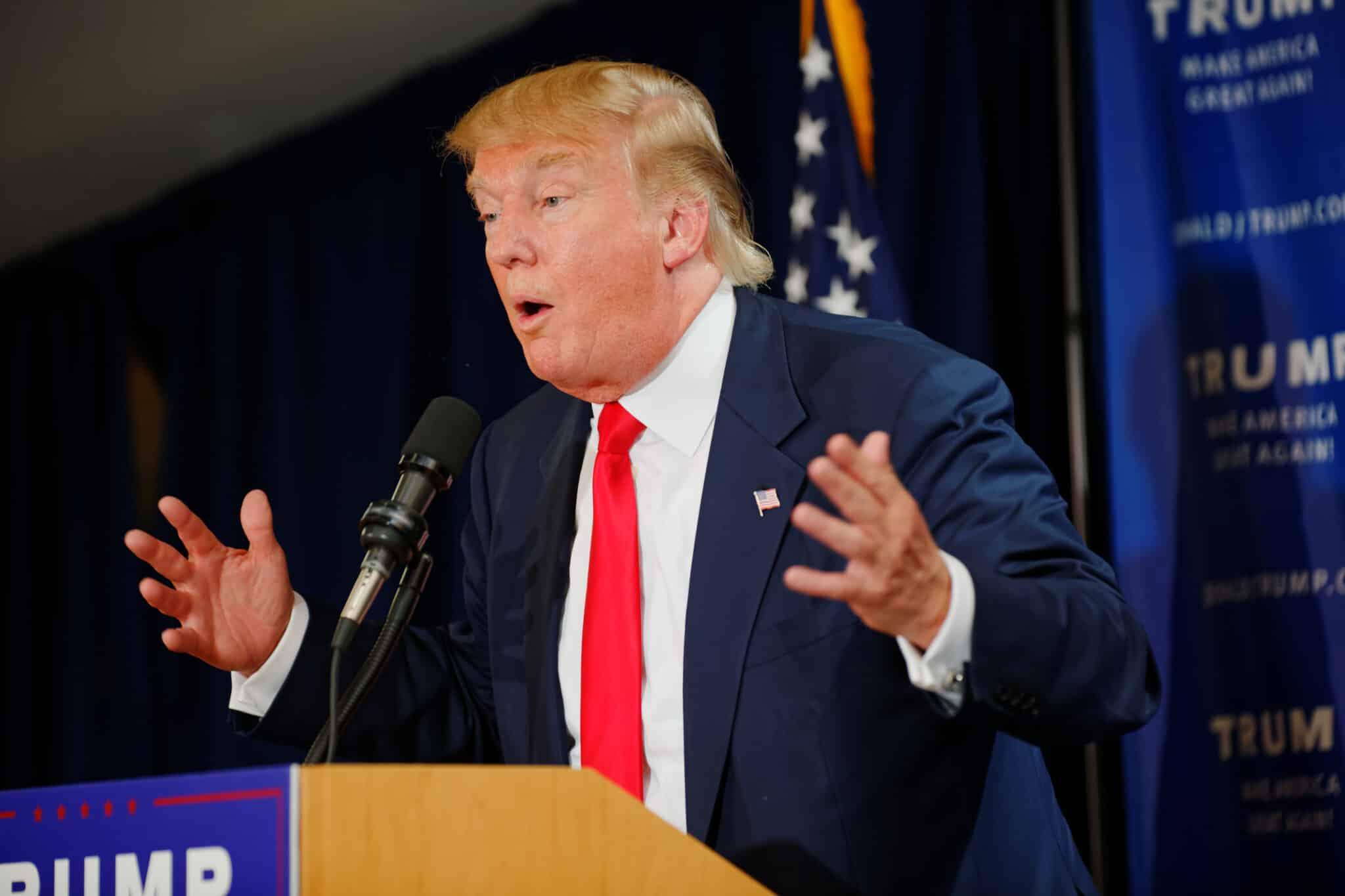 Qu'a annoncé Donald Trump samedi 24 décembre ?