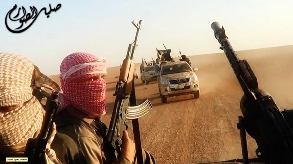 L'État islamique...