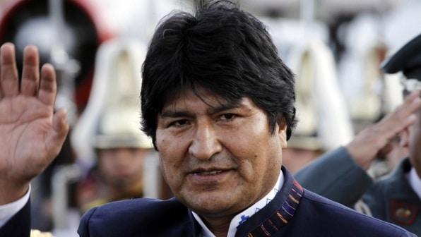 Evo Morales renonce à participer aux élections générales du 3 mai.