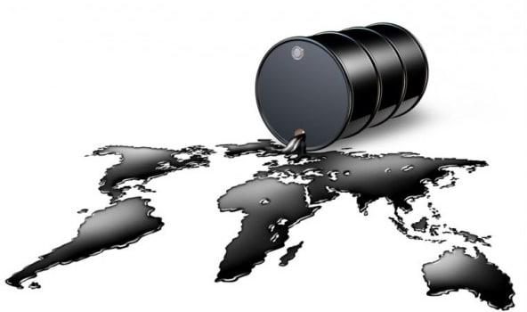 Quel pourcentage des exportations de pétrole du Canada dépend-il des États-Unis ?