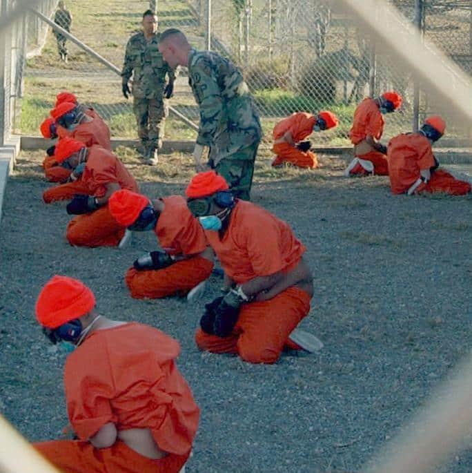 Combien de prisonniers de Guatanamo sont en attente d'un procès concernant les attentats du 11 septembre ?