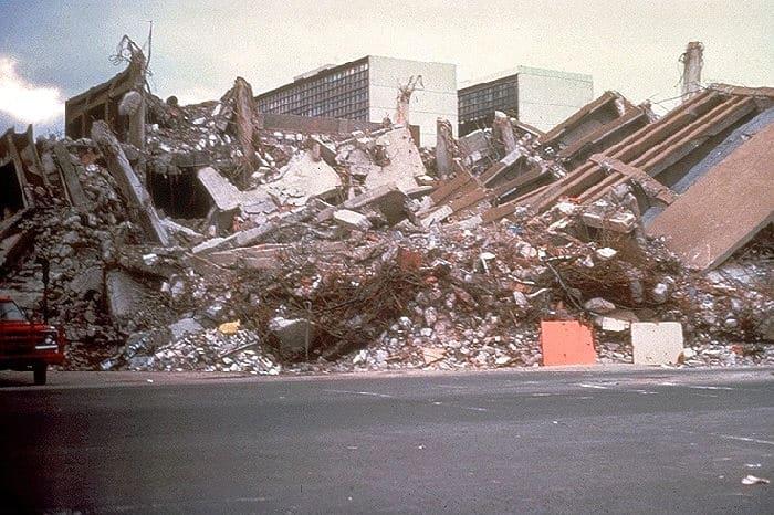 Un séisme a eu lieu en...