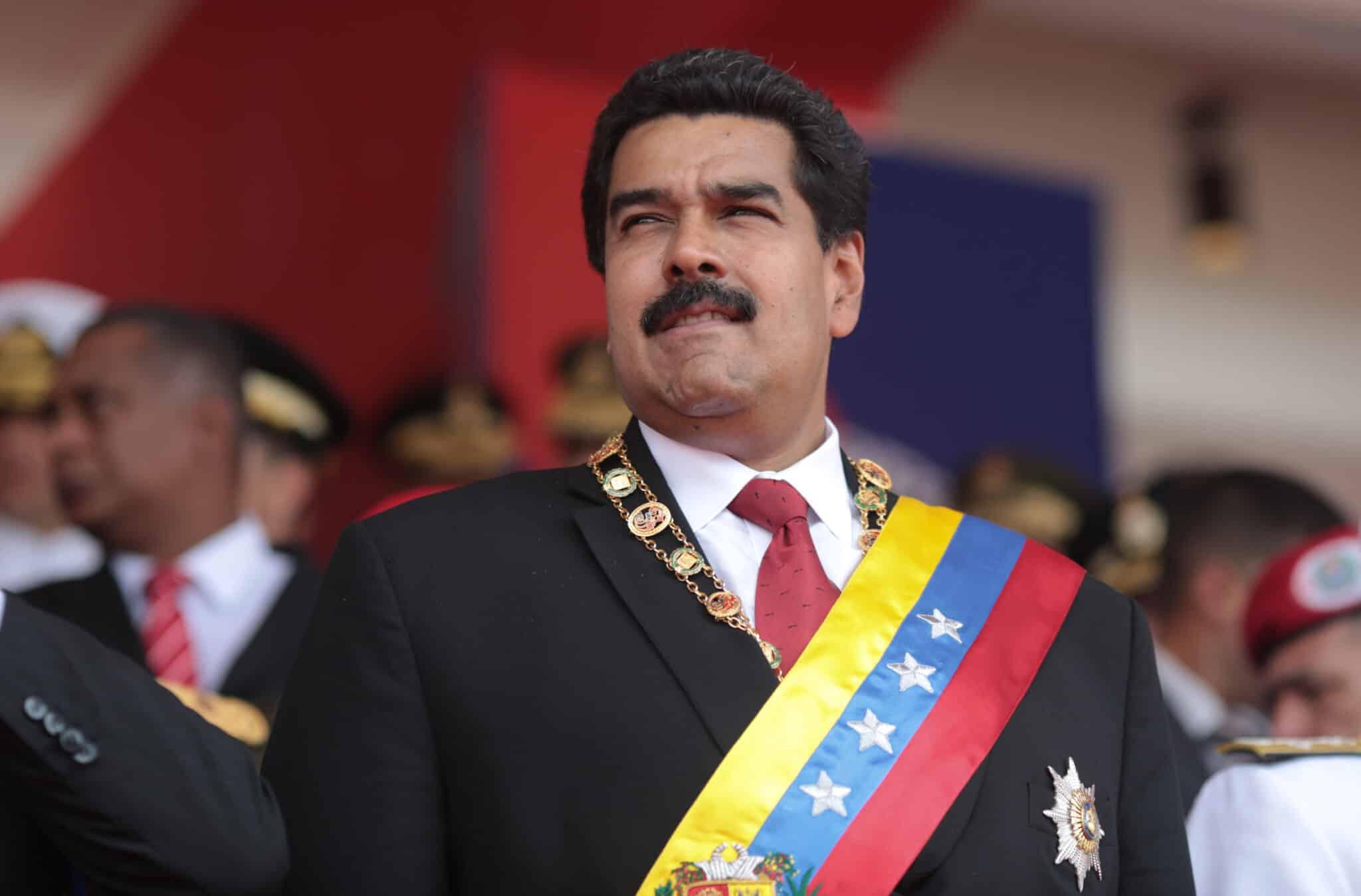 Les États-Unis ont décidé d'accorder la protection à Nicolas Maduro sur leur territoire.