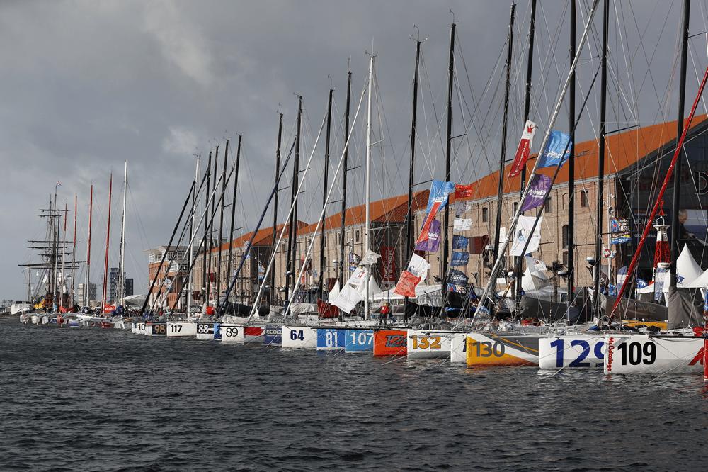 Quelle célèbre course de bateaux fait son départ du Havre tous les 2 ans ?