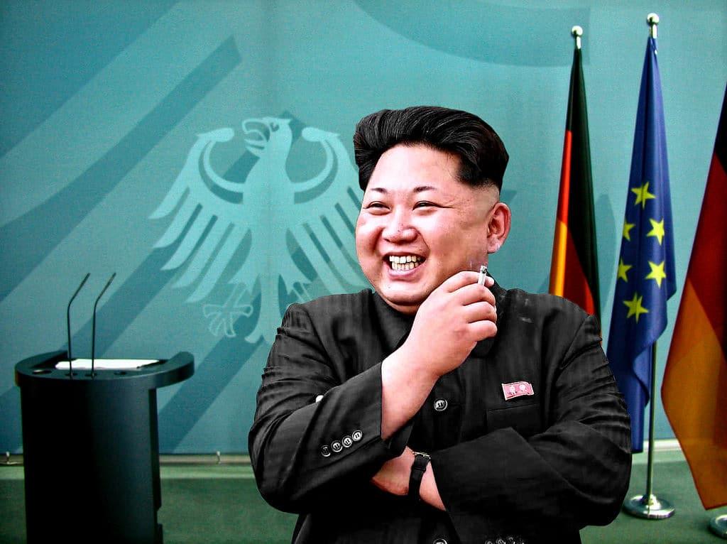Quel dirigeant a accepté l'invitation de Kim Jong-un ?