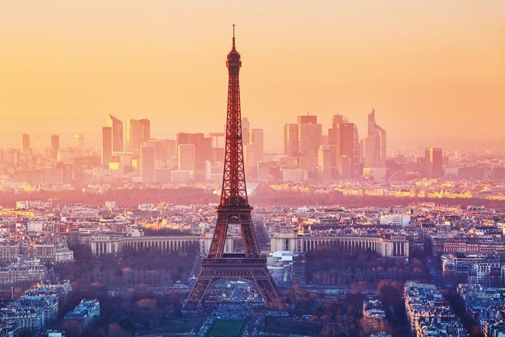La santé économique de Paris est meilleure que celle de Berlin.