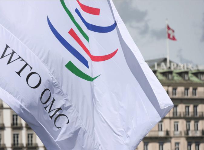 Qu'est-ce qui a saisi l'OMC le 16 avril ?