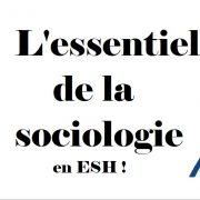 Sociologie #1 – Epistémologie des sciences humaines et sociales