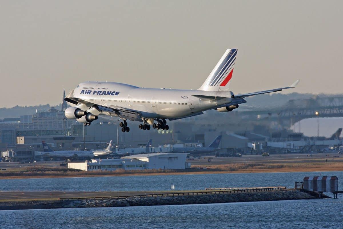 Air France-KLM va être aidée par...