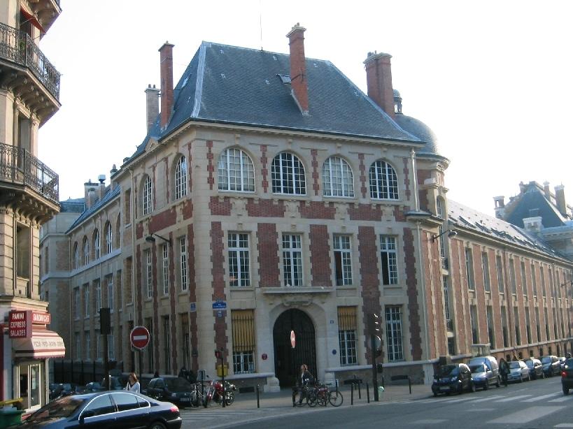 Lycée Claude Bernard