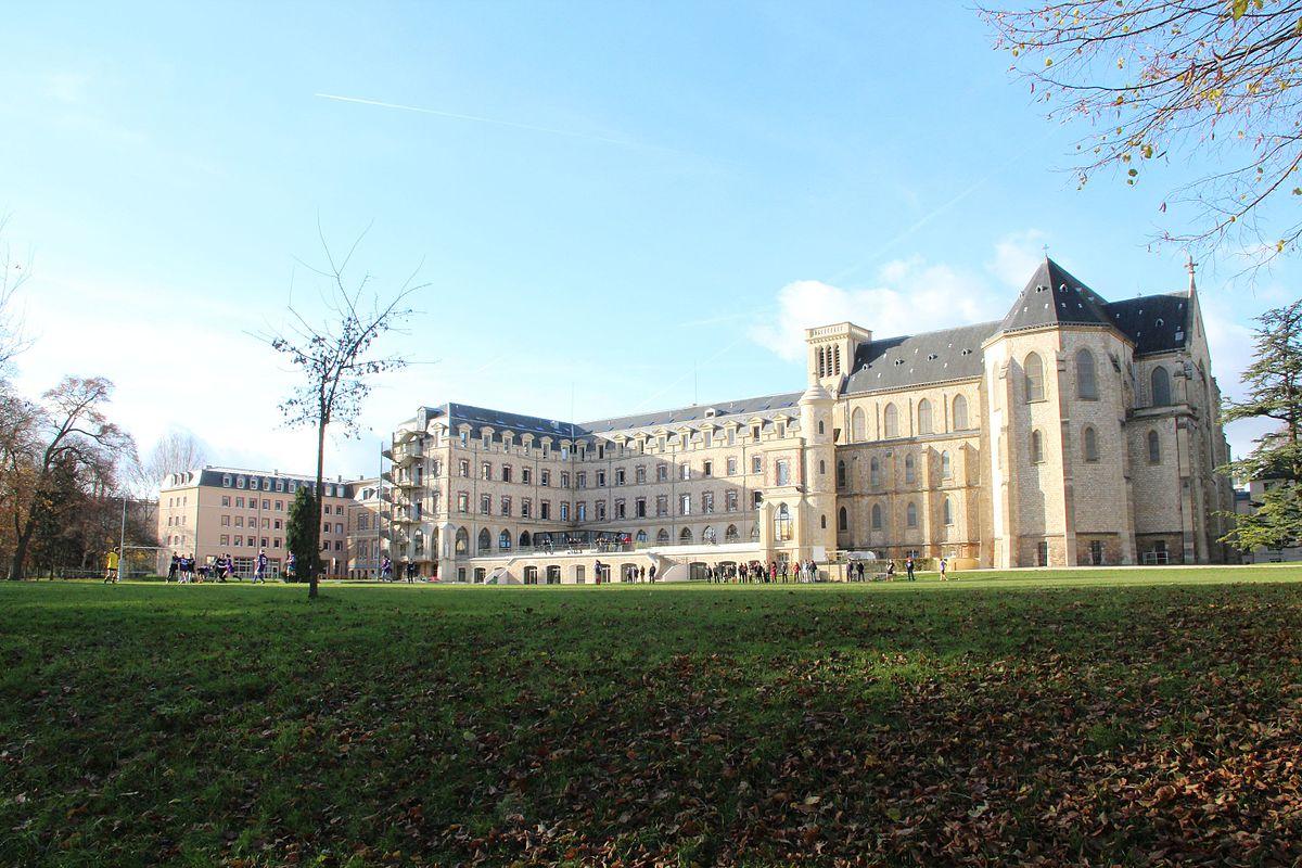Lycée Privé Sainte-Geneviève