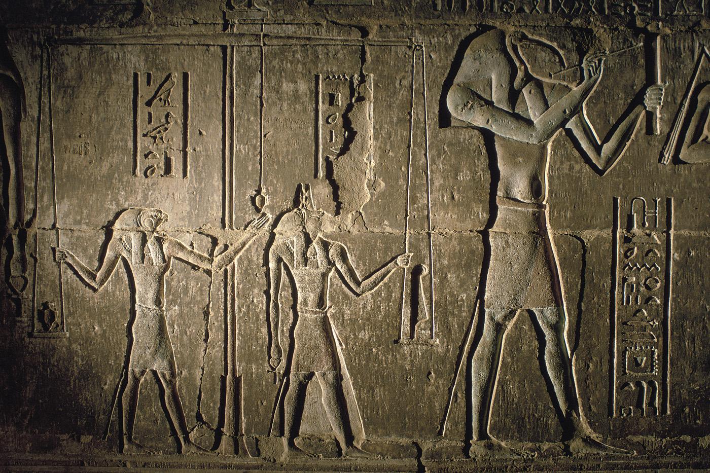Mythe de Theuth : mémoire et écriture