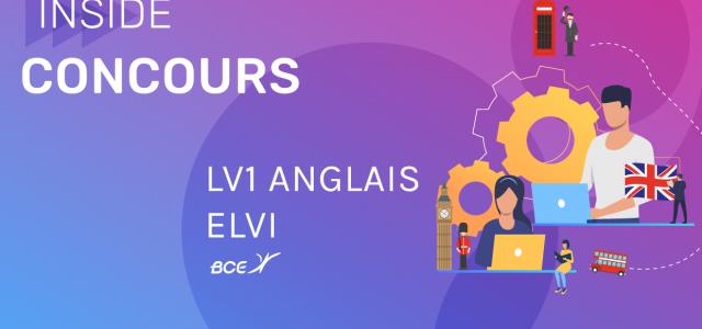 LV1 Anglais ELVi 2019 – Analyse du sujet
