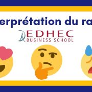 Interpréter son rang EDHEC 2019